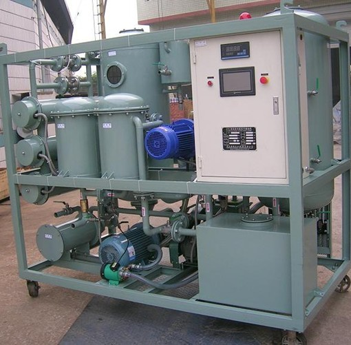 Oil Treatment Plant for Transformer Oil Purification, Degasification, Dewater