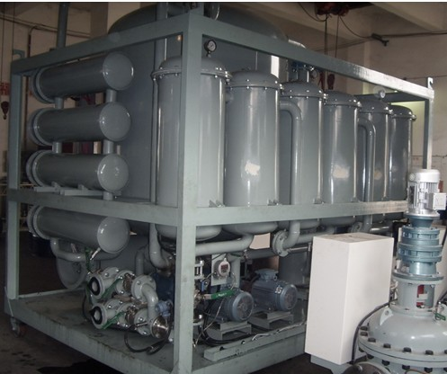 Multi-stage Transformer Oil Filter Machine, Dielectric Oil Filtration System, Transformer Oil Purification System