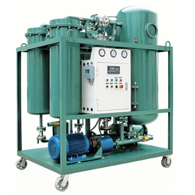Turbine Oil Cleaning Systems / Purification Systems/ Turbine Lube Oil Purifier