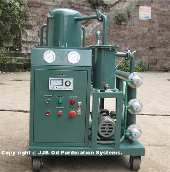 Coalescence-Separation Light Crude Oil Filtering/ Oil Purifier/ Oil Cleaning System