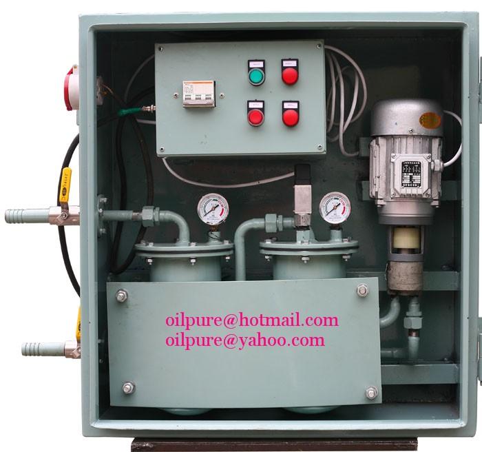 FZR OLOP Online Insulating Oil Purifier